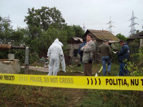 Constanța: O femeie a fost decapitată şi eviscerată.