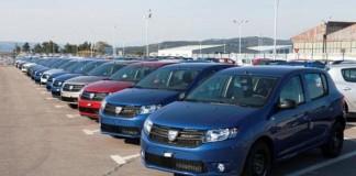 Dacia a produs 1 milion de cutii de viteză TLx la Mioveni