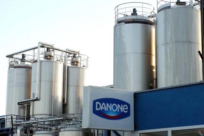 Danone retrage tone de produse de pe piață