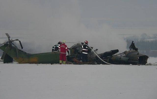 MApN: Locotenent-comandorul şi caporalul răniţi la Bacău, pronostic favorabil; căpitanul - rezervat