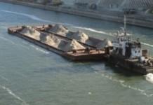 Restricții de circulație pe Dunăre din cauza debitului crescut al fluviului