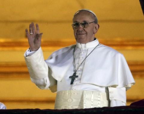 """Noul Papă îndeamnă cardinalii """"să nu cedeze niciodată pesimismului"""""""