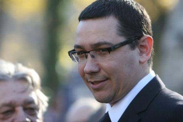 Ponta: Funcția de președinte al Consiliului National al PSD va rămâne vacantă