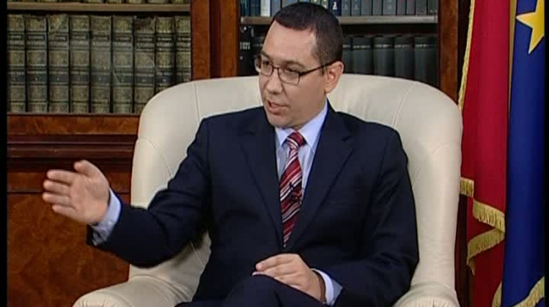 Ponta: Ion Iliescu şi Adrian Năstase sunt personalităţi care nu mai au nevoie de funcţii