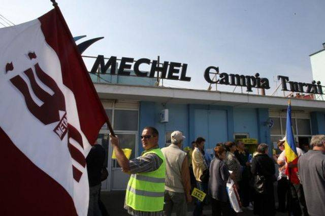 Un angajat disponibilizat de la Mechel s-a sinucis