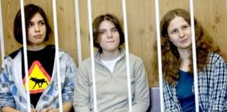 Rusia: Una din membrele grupului Pussy Riot ar putea fi eliberată condiţionat