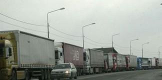 TIR-urile, interzise în Ungaria în weekend