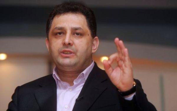 Vanghelie candidează la preşedinţia PSD sector 5