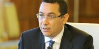 Ponta: Nu sunt de acord cu propunerea ca avocaţii să nu aibă dreptul să fie în Parlament