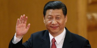 Xi Jinping este președintele Chinei