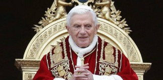 Aniversare Papa Benedict al XVI-lea