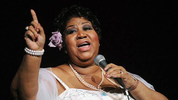 Cine este Aretha Franklin?
