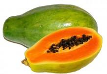 Papaya, fructul ingerilor
