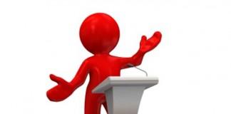 Secretele vorbitului in public