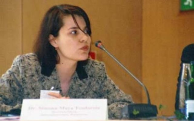 Maya Teodoroiu - transfer în opt ore la Ministerul Justiției
