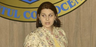 Adriana Săftoiu, noul purtător de cuvânt al PDL