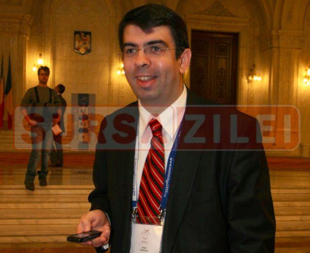 Cazanciuc: Voi pleda pentru consolidarea statutului de magistrat al procurorului