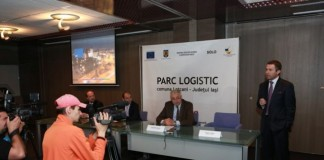 Primul parc logistic din regiunea Nord-Est, de 6 milioane de euro, inaugurat în primăvara lui 2014