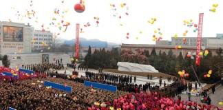 Coreea de Nord sărbătoreşte 101 ani de la naşterea fondatorului ţării