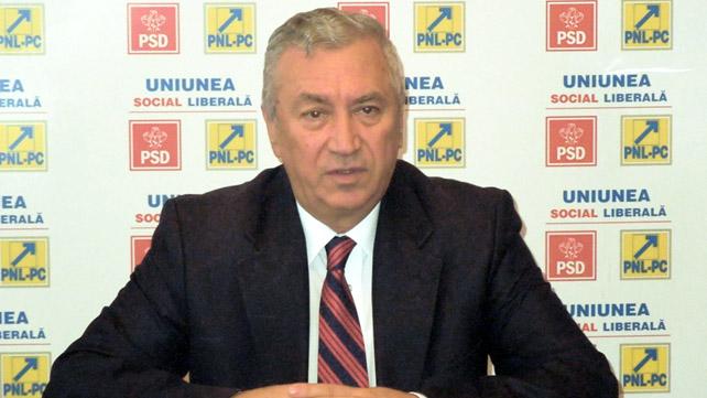 Președintele CJ Dolj, Ion Prioteasa, a demisionat din funcția de lider al PSD Dolj