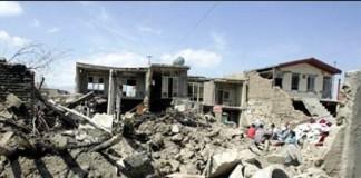 Un nou cutremur de 5,6 grade în Iran