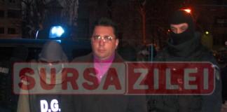 Marius Locic arestat