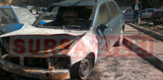 Piromanul care a incendiat 13 autovehicule în Capitală, internat la Obregia
