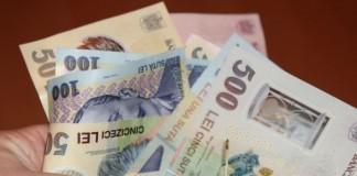 Salarii plătite anticipat pentru bugetari, înainte de Paște