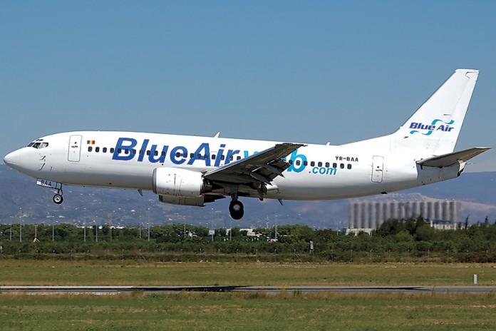 Blue Air se vinde! Peste cinci investitori, posibil interesați de companie