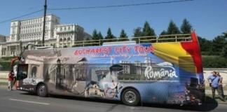 RATB reia circulația pe linia turistică Bucharest City Tour