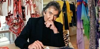 Roberto Cavalli vine joia viitoare la București, pentru deshiderea propriului magazin