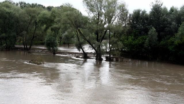 Cod Portocaliu de inundaţii pe Dunăre până pe 30 aprilie