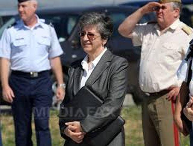 Prima femeie general din Armata Română, pusă sub acuzare