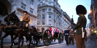 Pregătiri pentru funeraliile lui Margaret Thatcher