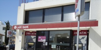 Rudele preşedintelui cipriot au transferat zeci de milioane de euro din banca Laiki