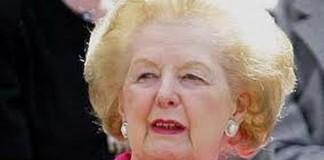A murit Margaret Thatcher