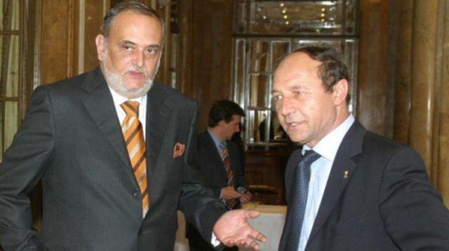 Traian Băsescu a câștigat definitiv procesul cu Dinu Patriciu