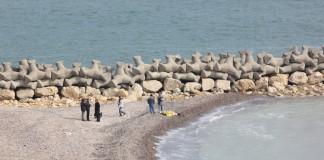 Trupul unei femei, găsit pe plajă la Eforie Nord