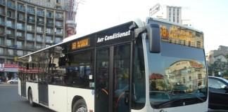 București: Un șofer RATB a fost bătut în trafic