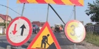 Trafic restricţionat pe DN 1, în zona Lunca Cornului, din cauza unor lucrări la partea carosabilă