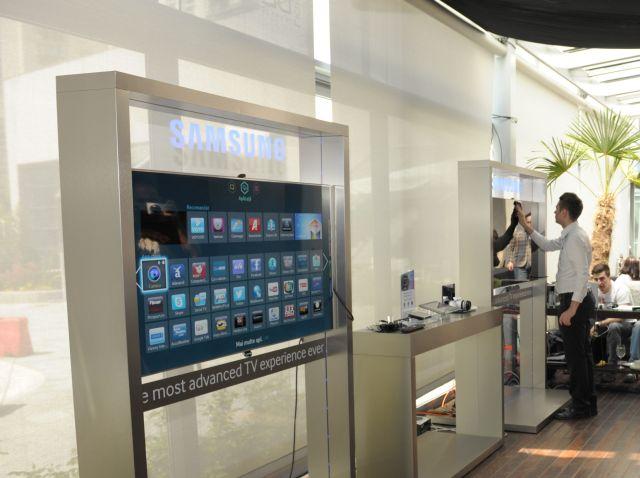 Studiu Samsung: 40% din consumatorii români vor să-și achiziționeze un Smart TV