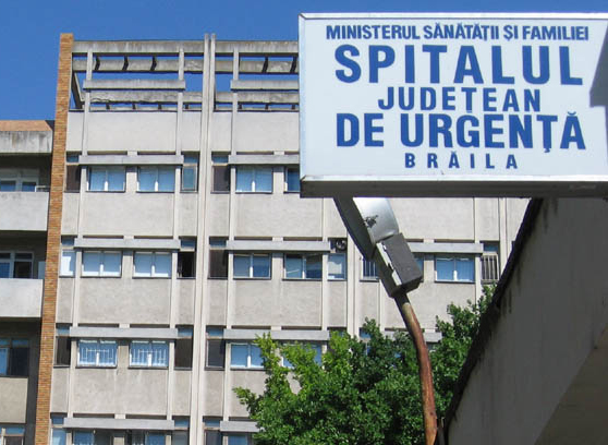 Brăila: Secţie de balneofizioterapie de un milion de euro la Spitalul Judeţean