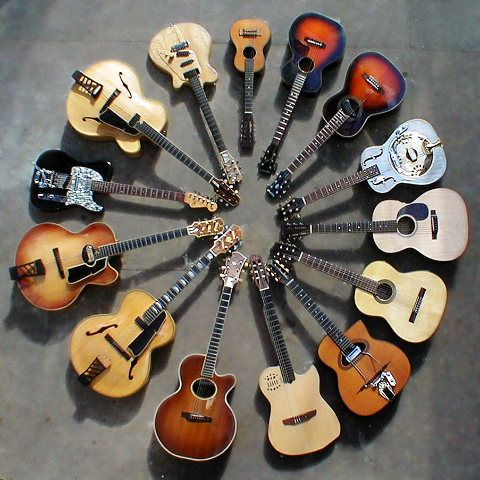 Istoria chitarei