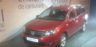 Dacia Renault a lansat noul Logan MCV. Vezi FOTO