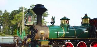 Istoria locomotivei cu abur