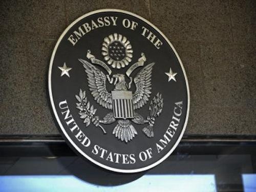 Ambasada SUA la Bucureşti, închisă luni