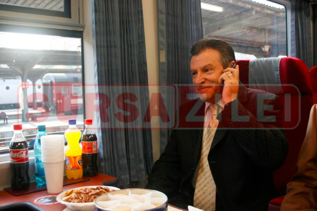 Radu Berceanu tren