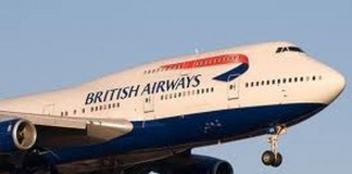 Un avion al companiei British Airways a aterizat de urgenţă pe aeroportul Heathrow
