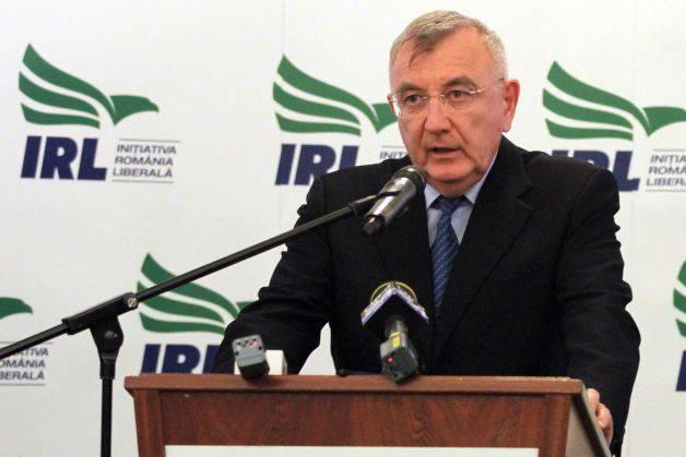 Andrei Chiliman, liderul platformei Inițiativa Liberală