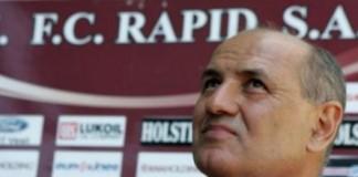 Gheorghe Copos: Toate sumele au fost înregistrate în balanţa contabilă a clubului Rapid